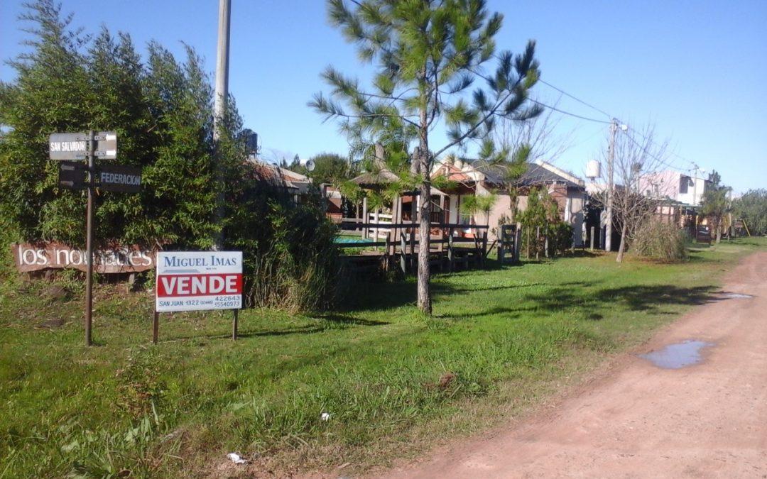 Nuevo Pueblo Belgrano, San Salvador y Federacion